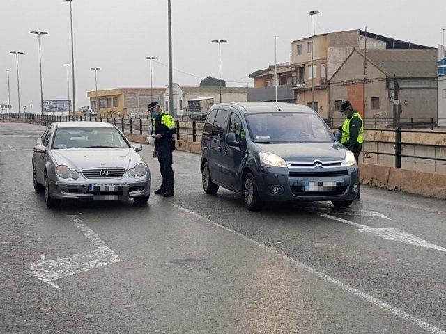 La Policía Local reforzará los controles durante el puente del 1 de mayo