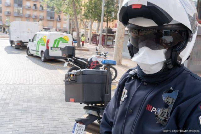 Los policías aislados a las espera de la prueba del Covid-19 volverán al trabajo tras dar negativo - 1, Foto 1