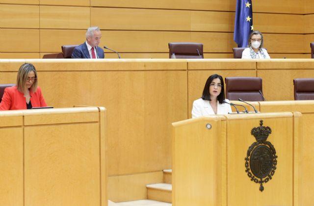 Carolina Darias reclama un mínimo común de entendimiento para hacer frente a la emergencia sanitaria - 1, Foto 1