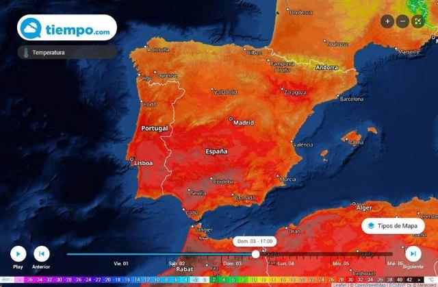 Nos esperan días de calor veraniego, inusual para estas fechas - 1, Foto 1