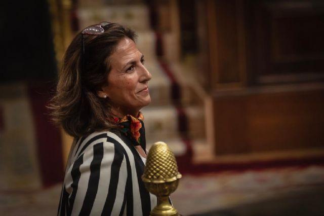La diputada del PPRM y exsecretaria de Estado de Turismo, Isabel Borrego, formará parte de la comisión de reconstrucción social y económica en el Congreso - 1, Foto 1