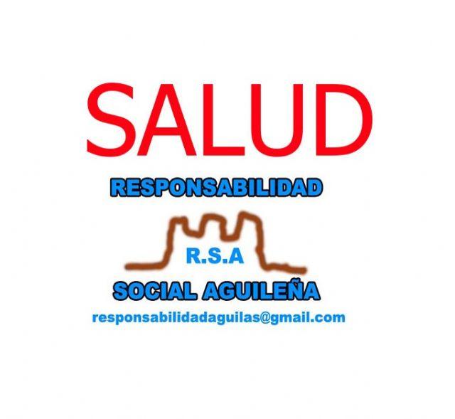 Responsabilidad Social Aguileña agradece a los políticos que hayan escuchado su propuesta para continuar con las vacunaciones en Águilas - 1, Foto 1
