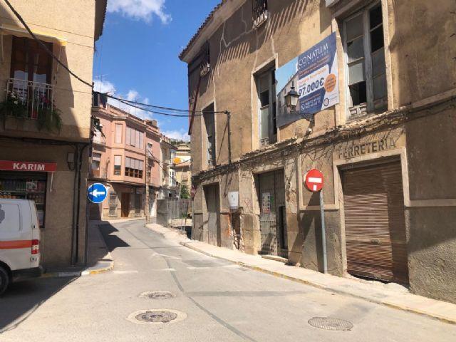 La Policía Local cortará el trafico este domingo, de 8 a 20 horas, en la calle Juan de Toledo, entre Marsilla y Corredera, por el montaje de una grúa - 1, Foto 1