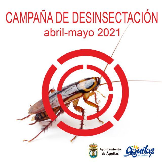 En marcha la Campaña de Desinsectación contra las cucarachas - 1, Foto 1