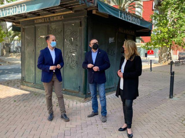 El Ayuntamiento de Lorca saca a concurso la explotación, conservación y mantenimiento de varios quioscos para ponerlos en valor y ayudar al fomento del empleo - 1, Foto 1