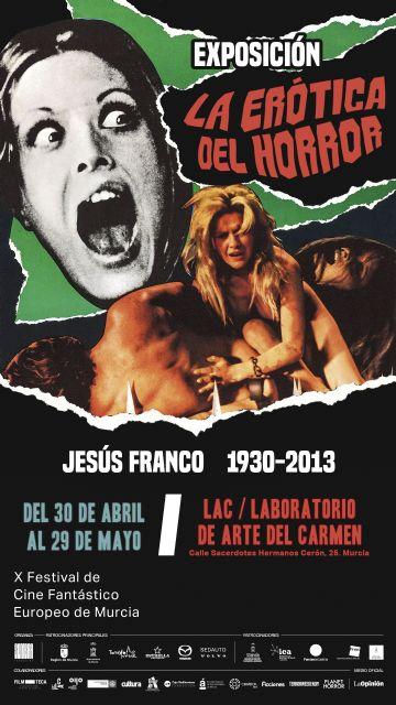 Sombra celebra su décimo aniversario con inauguración de la exposición sobre Jess Franco La erótica del horror - 1, Foto 1