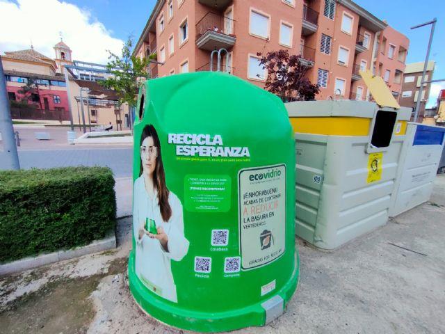 El Ayuntamiento de Bullas se une a la campaña Recicla Esperanza en pro de la lucha contra el Cambio Climático y la Covid-19 - 1, Foto 1