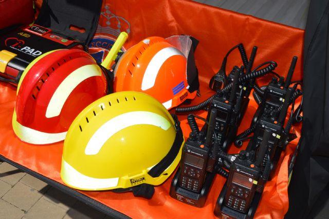 Protección Civil incorpora un vehículo todoterreno y un sistema seguro de telecomunicaciones - 3, Foto 3