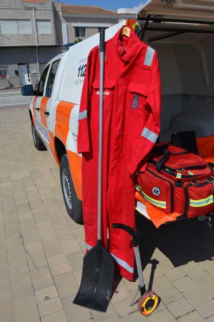 Protección Civil incorpora un vehículo todoterreno y un sistema seguro de telecomunicaciones - 4, Foto 4
