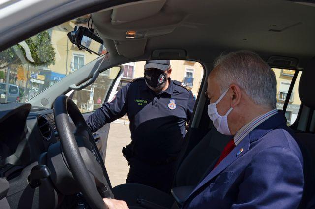Protección Civil incorpora un vehículo todoterreno y un sistema seguro de telecomunicaciones - 5, Foto 5