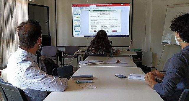 Jornada de difusión del proyecto europeo LIFE CITYAdaP3 con empresas de Molina de Segura - 1, Foto 1