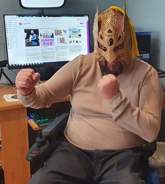 Combate de lucha libre en silla de ruedas por la investigación médica - 1, Foto 1