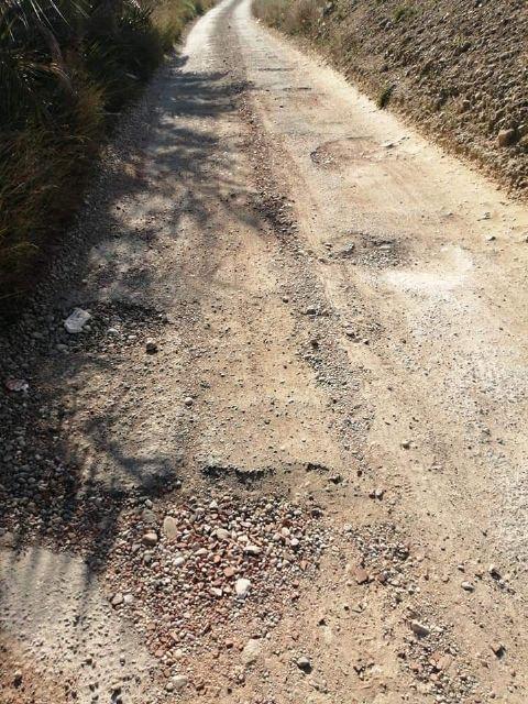Arreglo de las vías de servicio de la Nacional 344 a su paso por Las Torres de Cotillas - 3, Foto 3