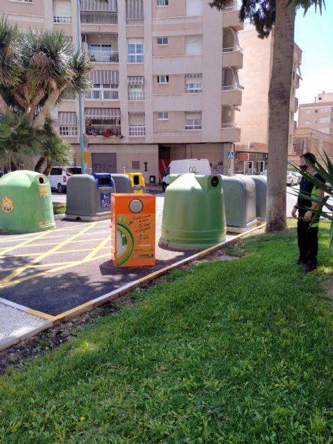 La localidad cuenta desde hoy con 20 nuevos contenedores más para aceite usado - 1, Foto 1
