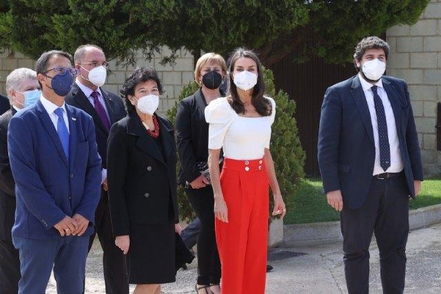 [La Reina preside el VI Congreso Educativo sobre Enfermedades Raras, Foto 3