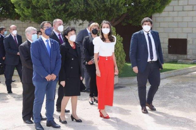 [La Reina preside el VI Congreso Educativo sobre Enfermedades Raras, Foto 4
