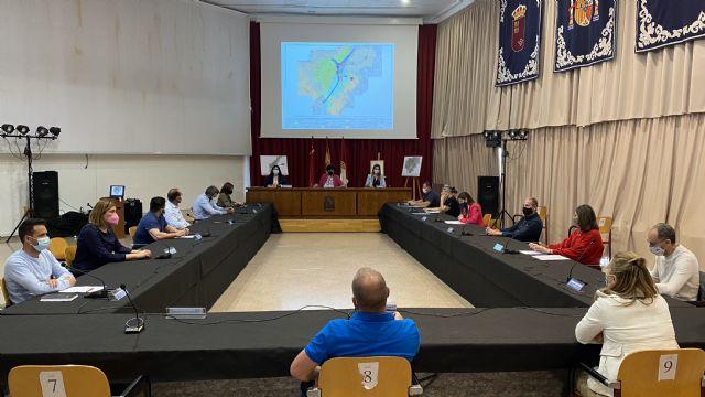El Pleno del Ayuntamiento de Puerto Lumbreras aprueba de forma inicial el nuevo Plan General de Ordenación Urbana, que supondrá un importante progreso para el municipio - 2, Foto 2