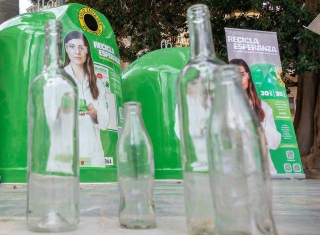 Cartagena recicla 3.269 toneladas de envases de vidrio al año - 1, Foto 1