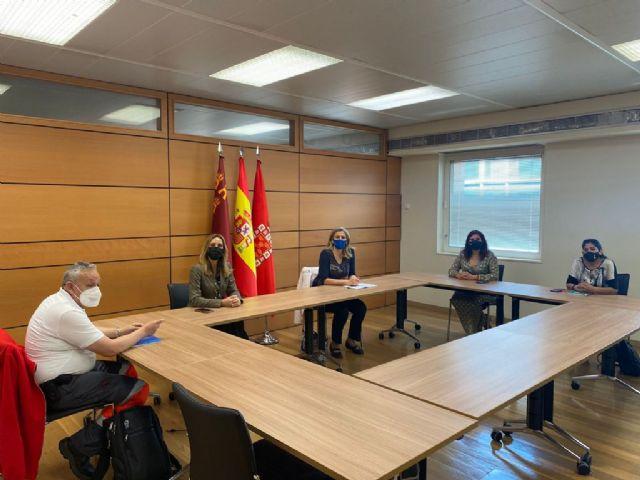Mercedes Bernabé y Pilar Torres se reúnen con representantes del Mercado Mixtura para que retome su actividad - 1, Foto 1