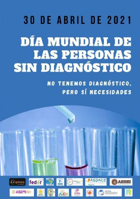 Día Mundial de Personas Sin diagnóstico - 1, Foto 1