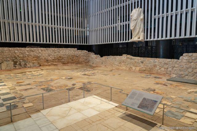 El Rey inaugurará el nuevo Museo Foro Romano Molinete de Cartagena el 5 de mayo - 1, Foto 1