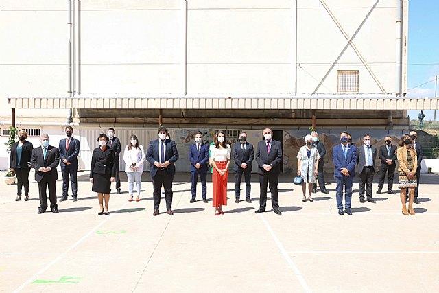 Su Majestad la Reina ha presidido hoy el VI Congreso Educativo sobre enfermedades raras en Totana - 2, Foto 2
