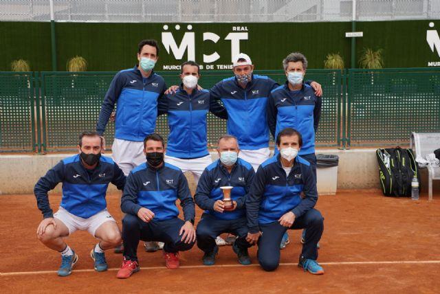 [Pedro Cánovas Campeón de España por equipos +35 con el Murcia Club de Tenis por segundo año consecutivo