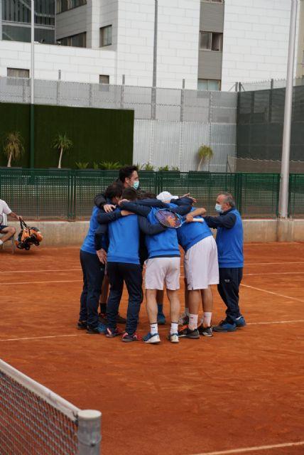 Pedro Cánovas Campeón de España por equipos +35 con el Murcia Club de Tenis por segundo año consecutivo, Foto 2