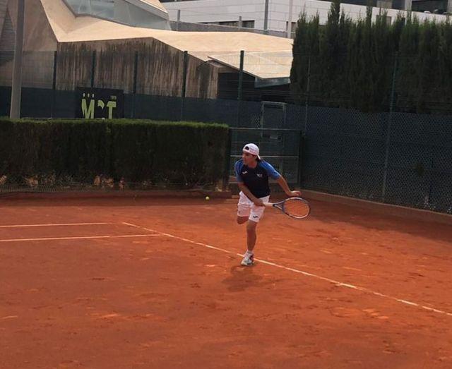 Pedro Cánovas Campeón de España por equipos +35 con el Murcia Club de Tenis por segundo año consecutivo, Foto 3