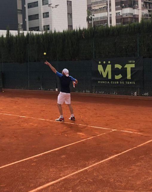 Pedro Cánovas Campeón de España por equipos +35 con el Murcia Club de Tenis por segundo año consecutivo, Foto 4