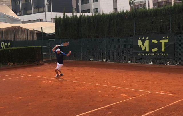 Pedro Cánovas Campeón de España por equipos +35 con el Murcia Club de Tenis por segundo año consecutivo, Foto 5