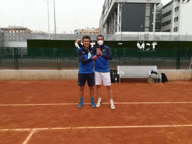 Pedro Cánovas Campeón de España por equipos +35 con el Murcia Club de Tenis por segundo año consecutivo, Foto 6