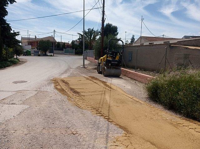Brigada municipal: trabajos del 30 de abril - 1, Foto 1