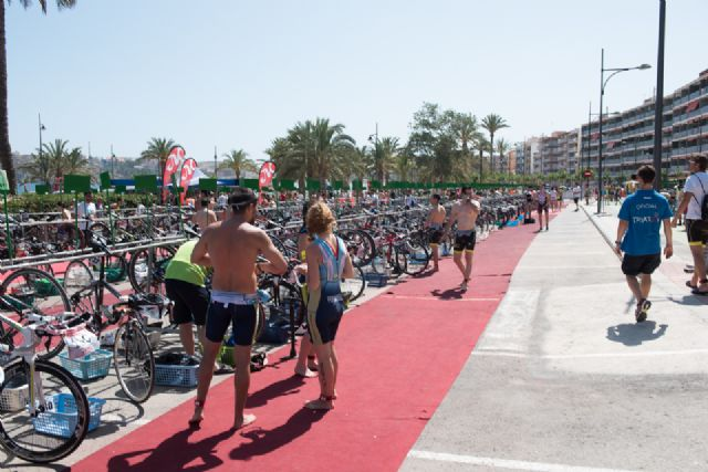 The Triathlon Club Totana participated in the Triathlon Fuente �lamo, Foto 4