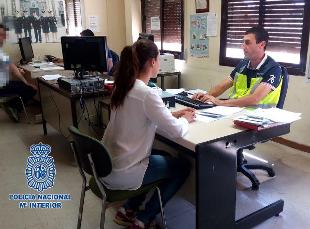 La Policía Nacional detiene al agresor al que se le imputa un delito de violencia de género y otro de detención ilegal - 1, Foto 1