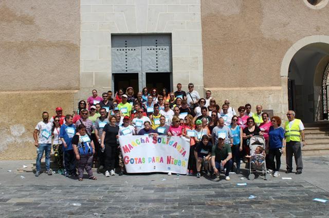 Marcha solidaria 'Gotas para Níger' - 1, Foto 1