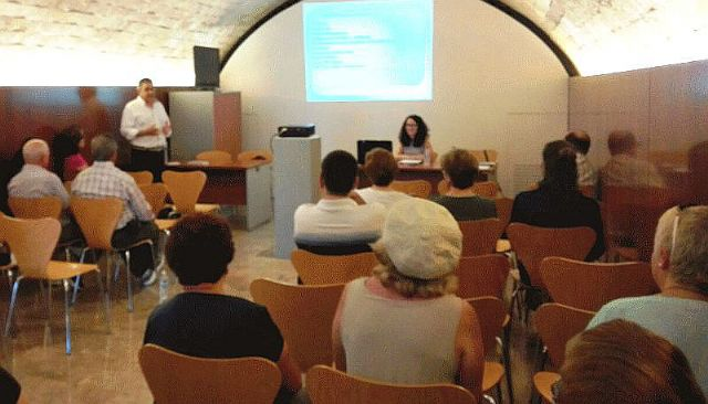Participación Ciudadana valora positivamente el encuentro con las asociaciones ciezanas - 1, Foto 1