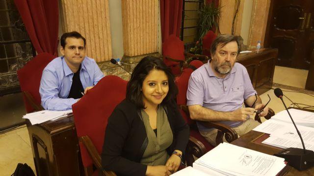 Aprobadas todas las mociones que Cambiemos Murcia lleva al Pleno de mayo - 1, Foto 1