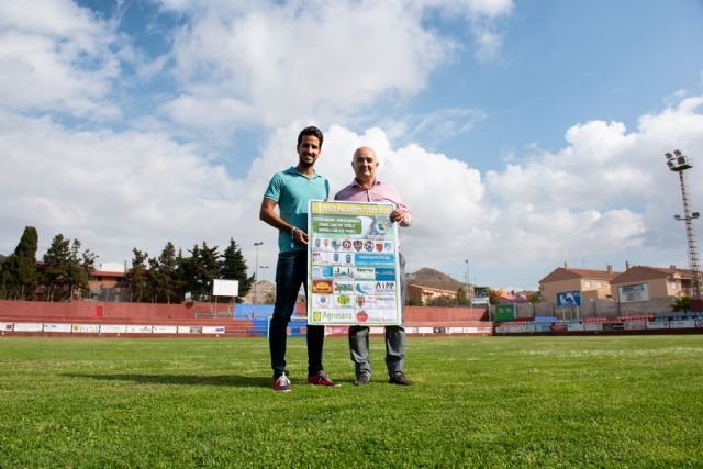 22 equipos de 8 clubs participarán en el VI torneo Mazarrón fútbol base - 1, Foto 1