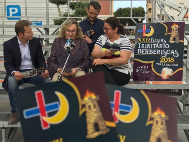 Fiestas de Trinitarios y Berberiscos en Torre Pacheco el primer fin de semana de junio - 1, Foto 1