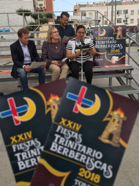 Fiestas de Trinitarios y Berberiscos en Torre Pacheco el primer fin de semana de junio - 2, Foto 2