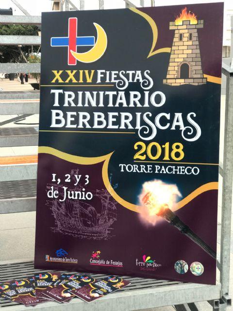 Fiestas de Trinitarios y Berberiscos en Torre Pacheco el primer fin de semana de junio - 3, Foto 3