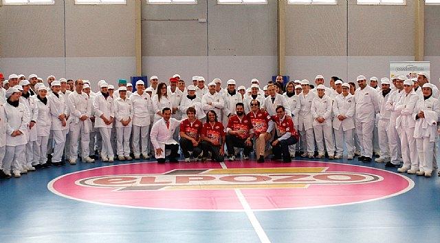 ELPOZO ALIMENTACIÓN renueva su compromiso con el deporte paralímpico hasta 2020, Foto 1