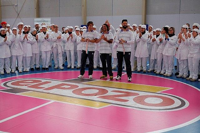 ELPOZO ALIMENTACIÓN renueva su compromiso con el deporte paralímpico hasta 2020, Foto 2