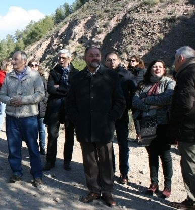 The Councilor of Archaeological Sites advocates for integral tourist actions sustained in promotional visits to La Bastida