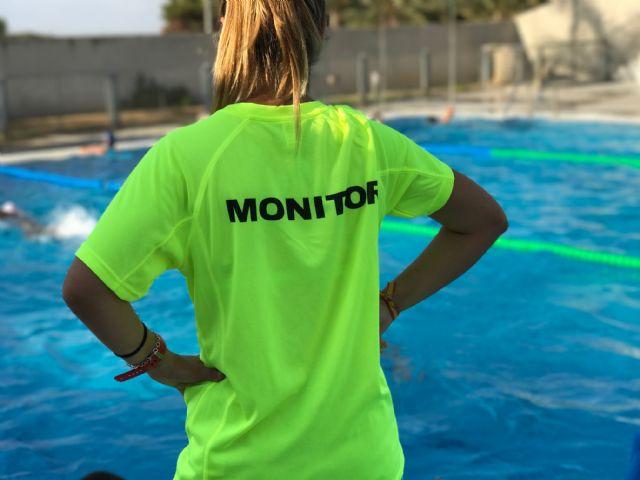 Abierto el plazo de inscripción para los cursos de natación de verano en Torre Pacheco - 1, Foto 1