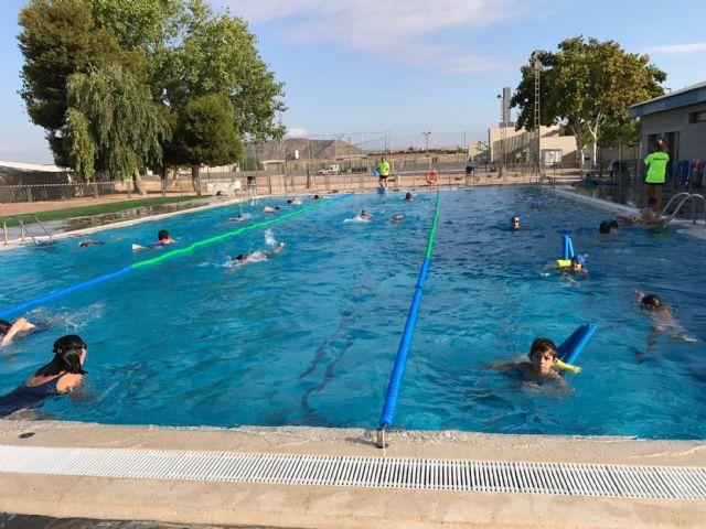 Abierto el plazo de inscripción para los cursos de natación de verano en Torre Pacheco - 2, Foto 2