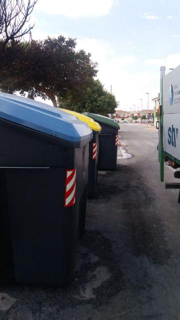 La Policía identifica a un vecino como presunto autor del incendio de contenedores - 5, Foto 5