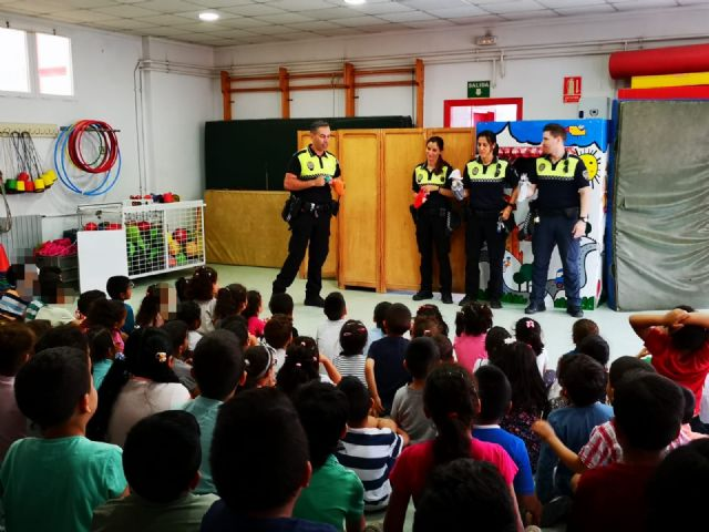 Visita Semana Cultural CEIP Fulgencio Ruiz - 1, Foto 1
