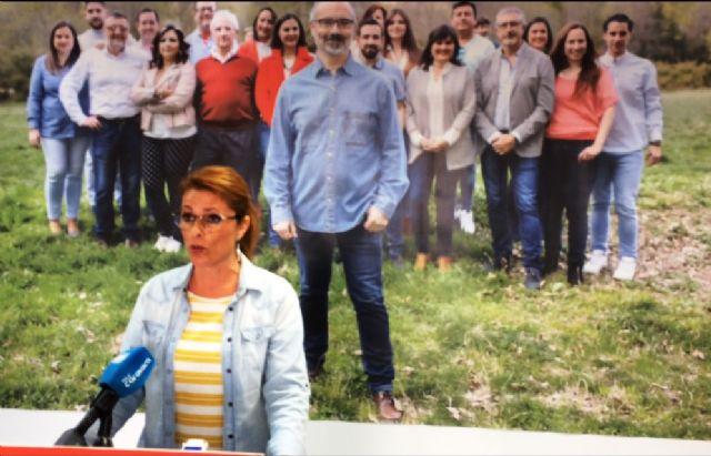 Consa Martínez agradece el apoyo al PSOE, que ha ganado las elecciones europeas, autonómicas y municipales en Caravaca - 1, Foto 1